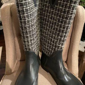 Cougar tall rain boots size 9